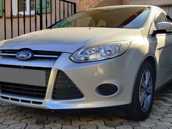 Ford Focus 1.0 EcoBoost 100ch reprogramation stage 1