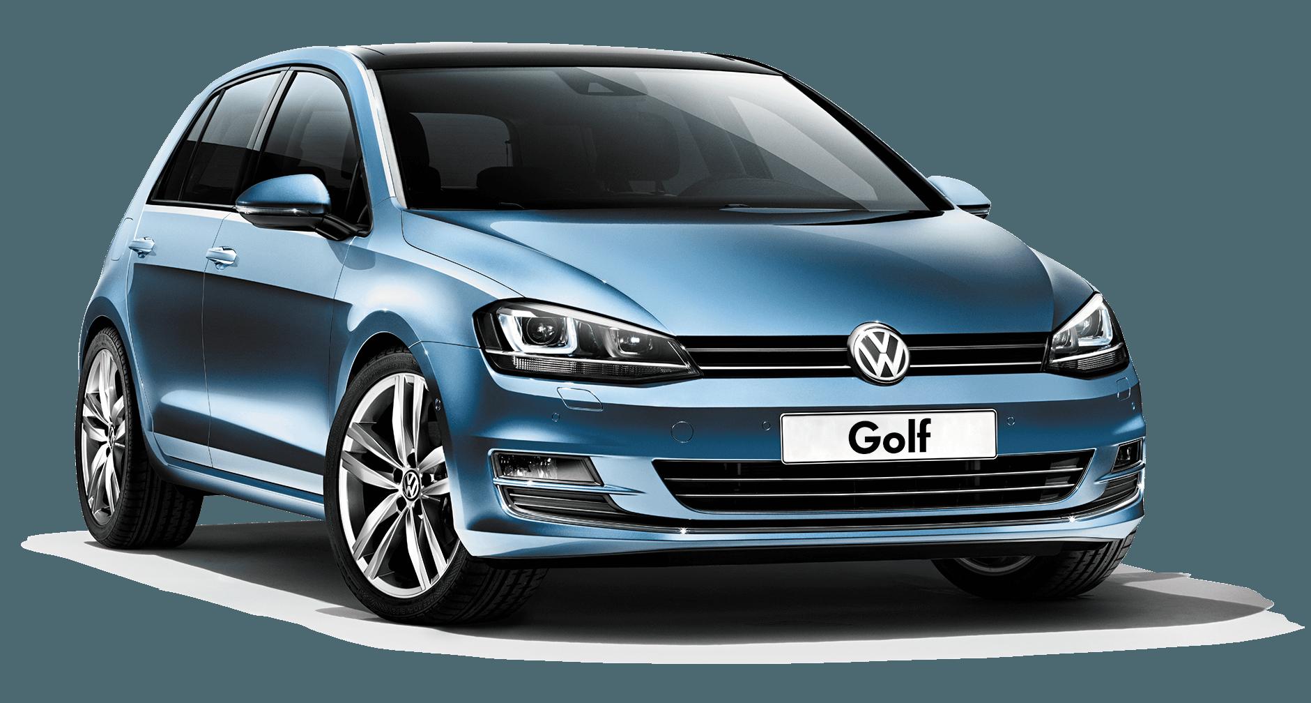golf bleu